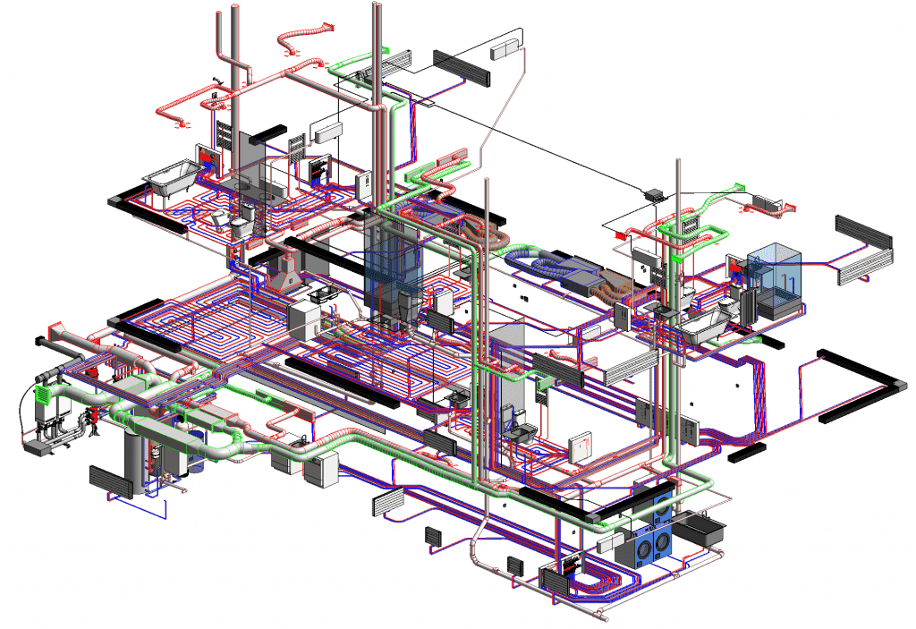 проектирование кондиционирования
