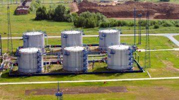 перевооружение нефтеперерабатывающего завода