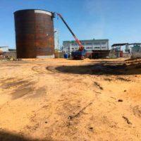 Саханка нефтеперерабатывающий завод рис.10