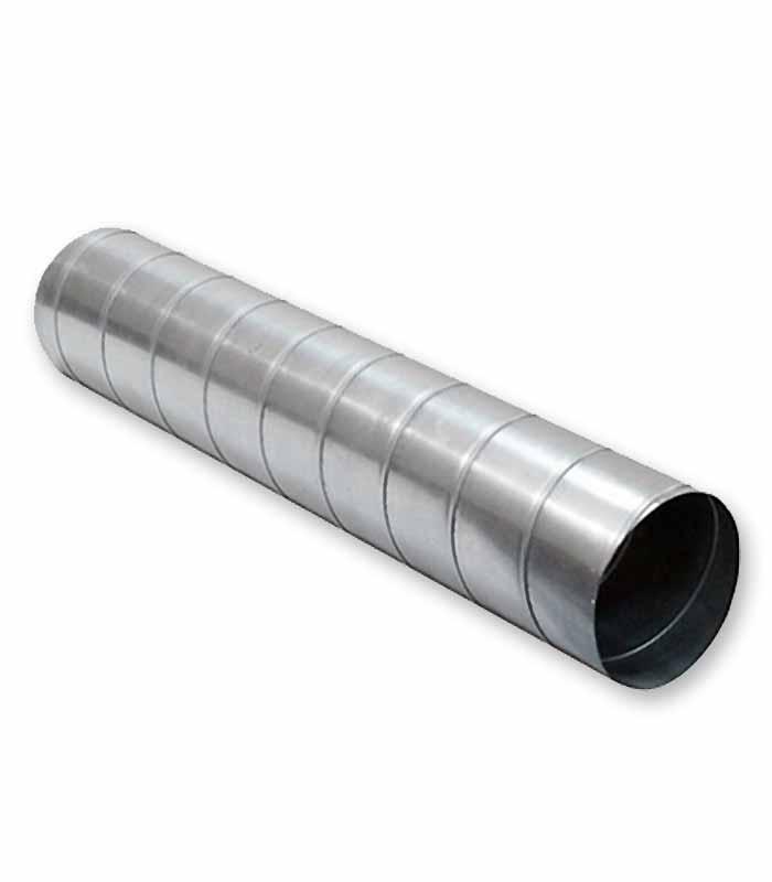Воздуховод спирально-навивной - фото1