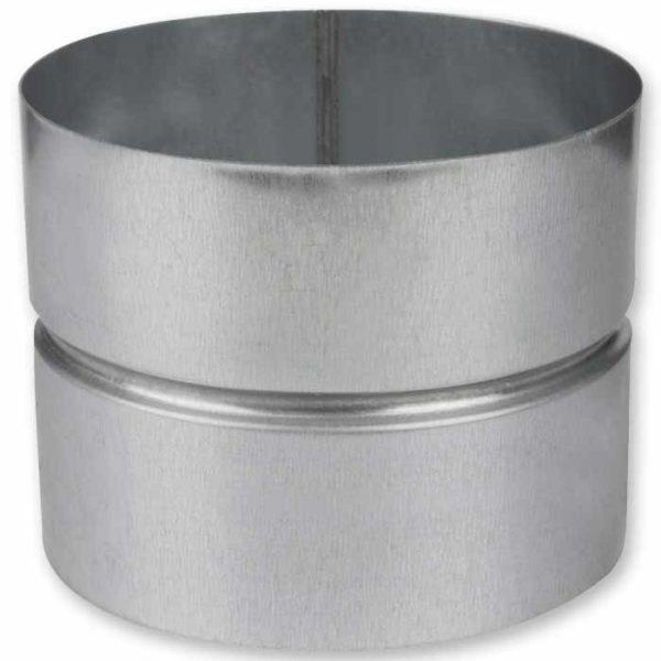 муфта круглая для воздуховода круглого сечения