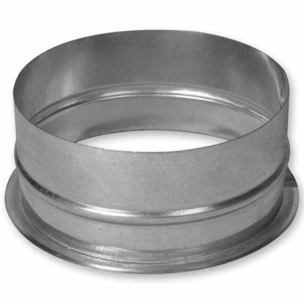 врезка круглая прямая для воздуховода