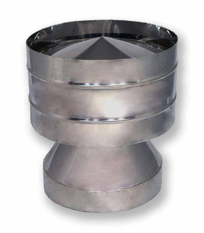 дефлекторы вентиляционные для воздуховодов рис.4