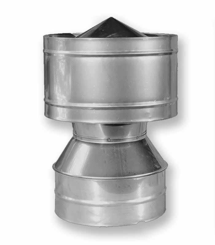 дефлекторы вентиляционные для воздуховодов рис.5