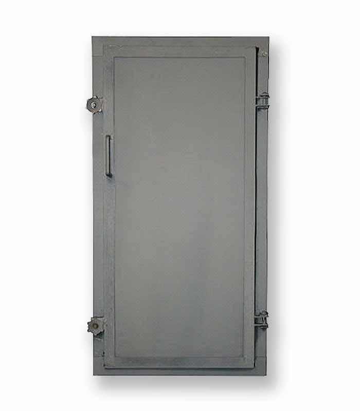 дверь герметичная для вентиляции рис.1