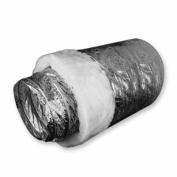 воздуховод гибкий теплоизолированный рис.1